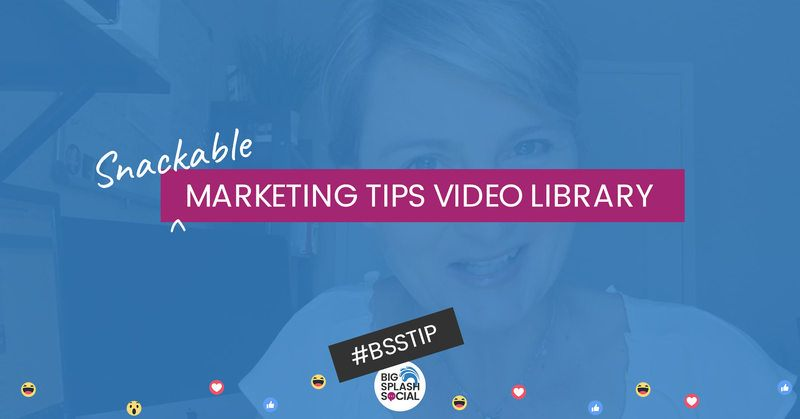 Marketing Tips Video Library